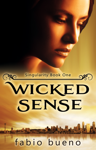 Wicked Sense Cover Fabio Bueno